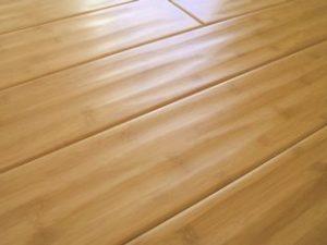 Как поддерживать чистоту бамбуковых полов