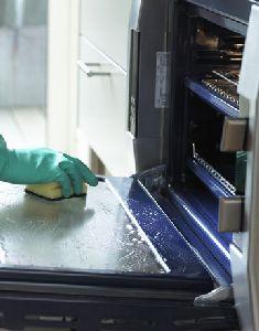 Как легко и просто отмыть духовку