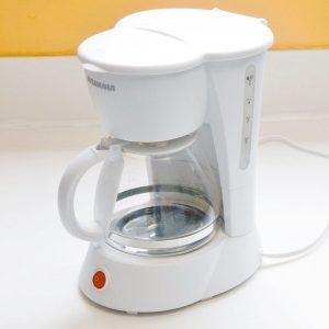 Как очистить капельную кофеварку