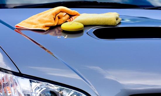Как сделать так, чтобы автомобиль был чистым круглый год?