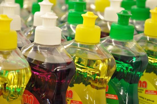 Как приготовить экологически чистое средство для мытья посуды