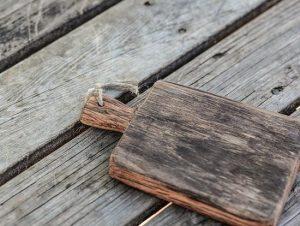 Как очистить деревянную разделочную доску